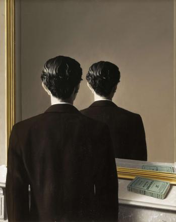 René Magritte: La reproduction interdite