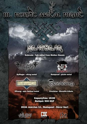 III. Nordic Metal Night