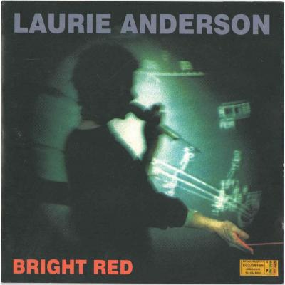 Laurie Anderson: Bright Red