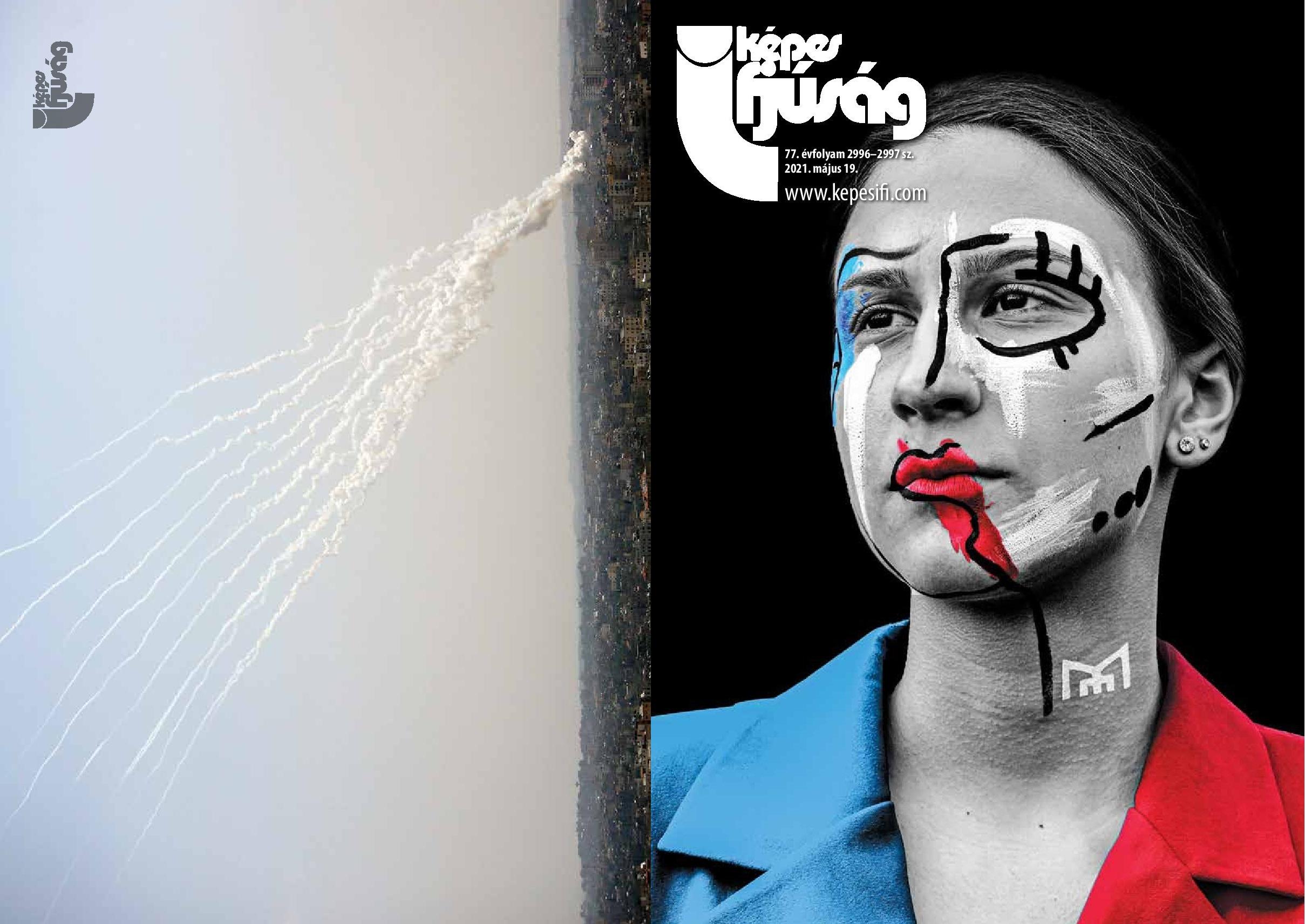 Címoldal: Magosi Máté Hátsó oldal: timesofisrael.com